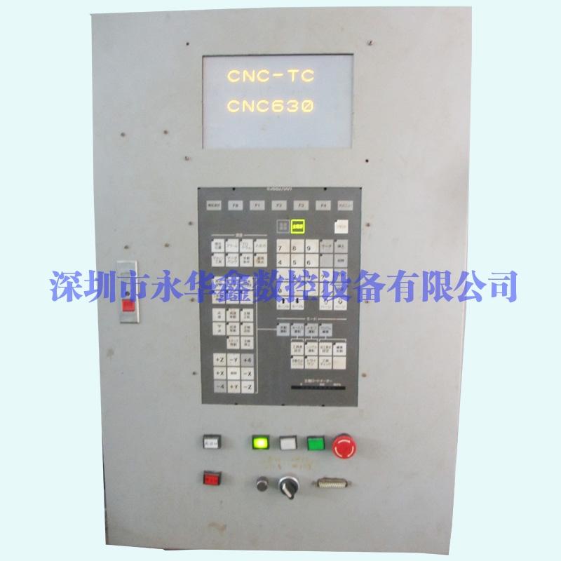 630机床测试系统